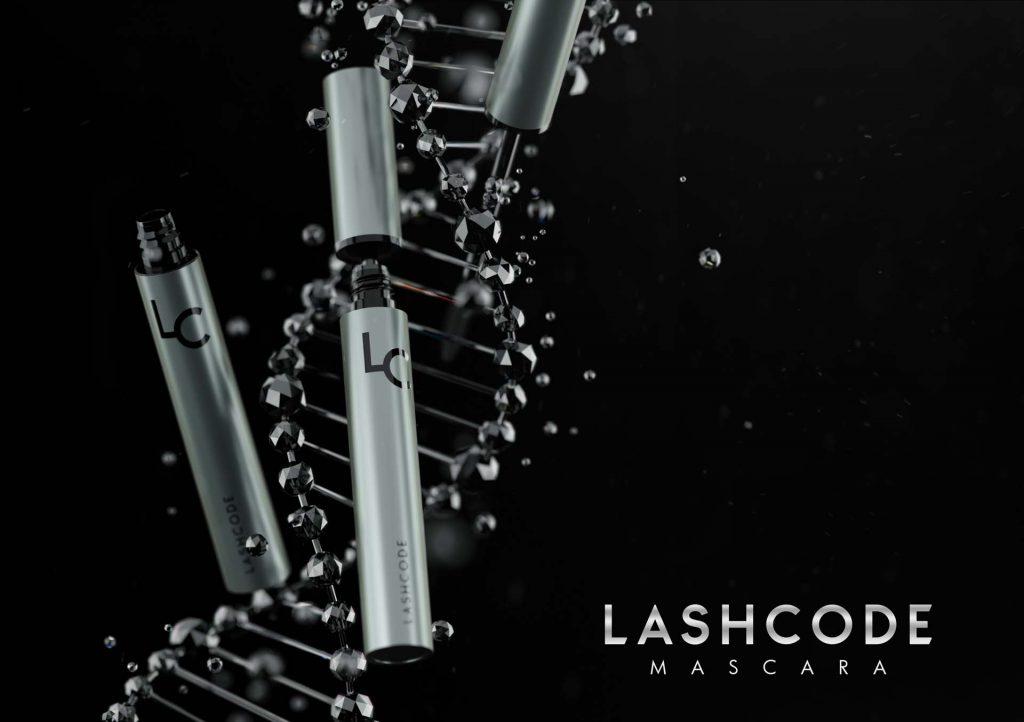 bästa svarta mascaran Lashcode