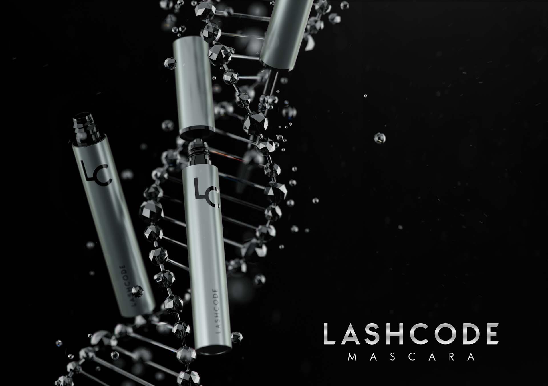 Lashcode – Otrolig Böjande Mascara med Skönhetsgivande Komplex